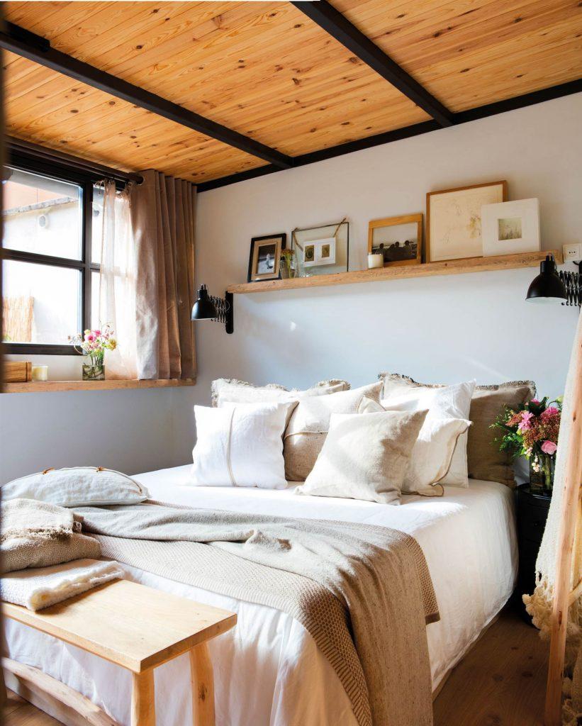 dormitorio interiorismo