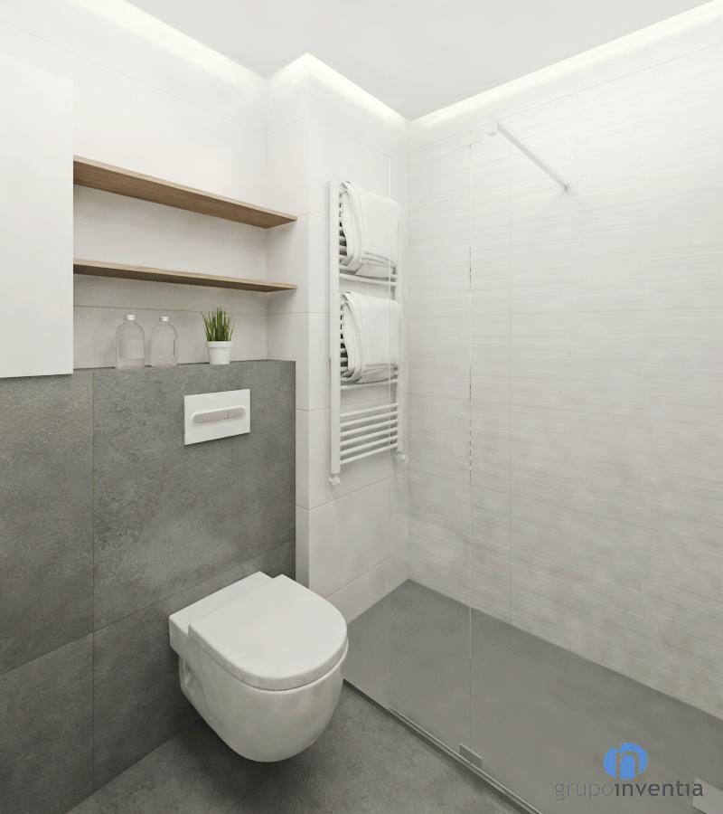 proyecto reforma de baño