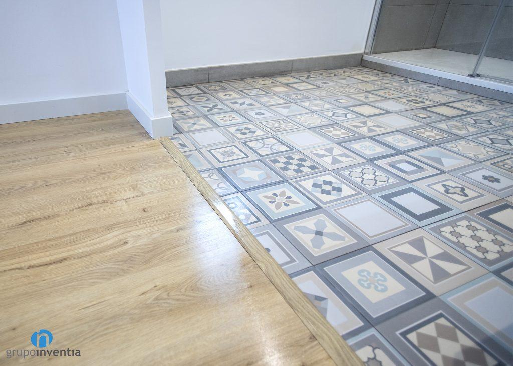 pavimentos baño barcelona