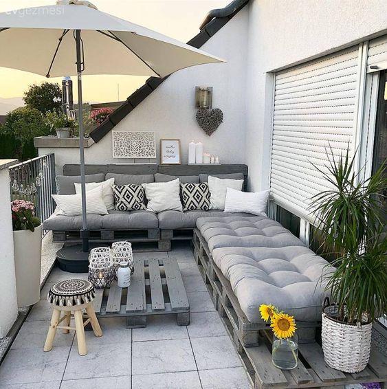 Decoración Perfecta Para Tu Terraza Diseño Exterioresgrupo
