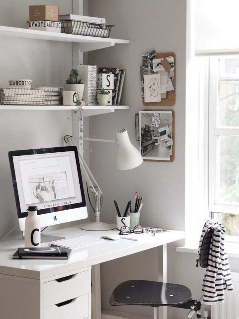 despacho en casa blanco