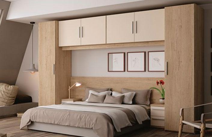 Conseguir capacidad de almacenaje en el dormitorio grupo - Ikea fotos dormitorios ...