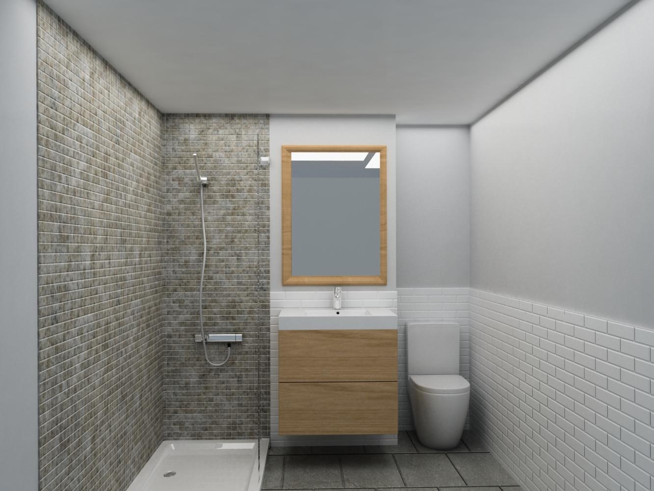 proyecto de reforma de baño y cocina en avda. madrid - grupo